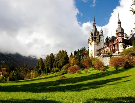 Day Trip to Romanian Royal Residence in Sinaia from Bucharest