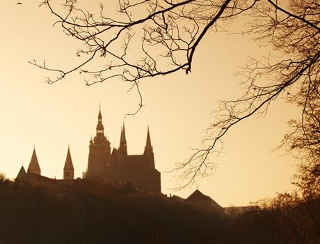Sunset Photo Walking Tour in Prague