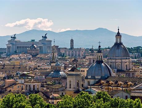 Roundtrip: Amazing Rome from Florence