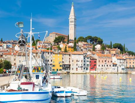 One Day Trip in Istria from Porec, Umag and Novigrad