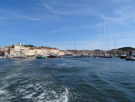 Saint-Tropez Sightseeing Tour from Nice