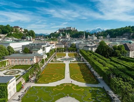Salzburg and Alpine Lakes Full Day Tour from Vienna
