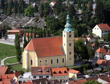 City Tour of Samobor from Zagreb