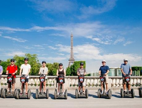 Paris Night Segway Tour