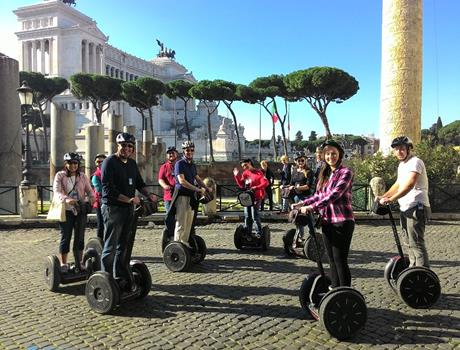 Discover Rome on Segway Tour