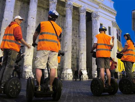 See Florence by Segway Tour