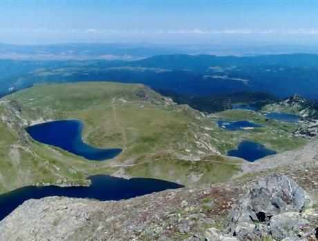 Seven Rila Lakes Shuttle Group Tour from Sofia