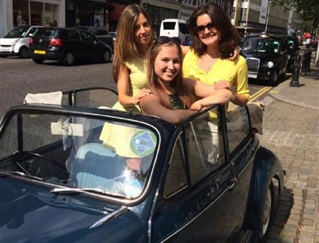 Classic Car Tour from London