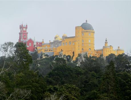 Sintra and Cascais Electric Bike Tour from Lisbon