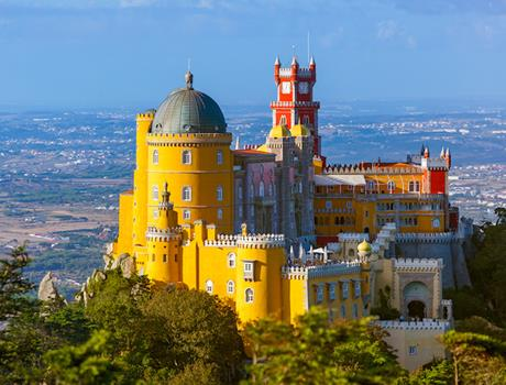 Private Tour to Sintra and Cascais from Lisbon