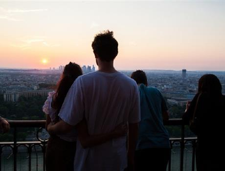 Paris Skip the Line: Eiffel Tower Sunset Tour