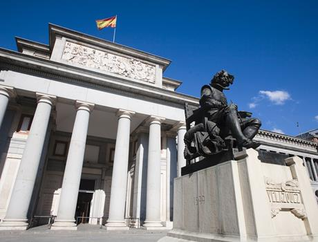 Skip the Line Tour: Hightlights & Prado Museum from Madrid