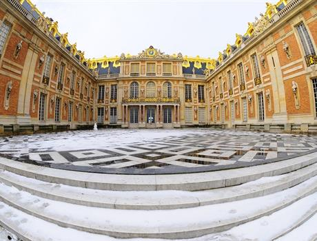 Skip the Line: Versailles Classic Guided Tour
