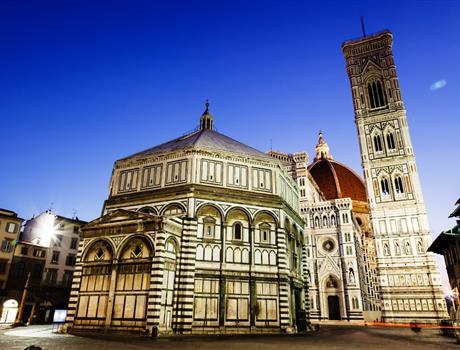 Accademia Gallery AM with Skip the Line Tickets and audioguide tour in Florence