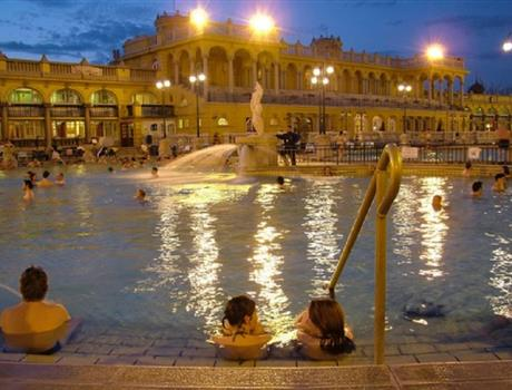 Széchenyi Bath & Folklore Package from Budapest