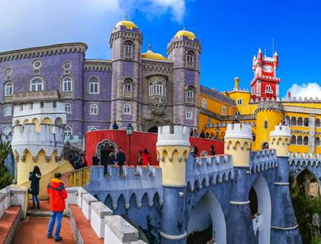 Day Trip from Lisbon to Sintra: Pena and Regaleira