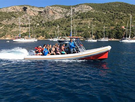Speedboat Trip to the Blue Cave, Vis and Island of Hvar from Split and Trogir