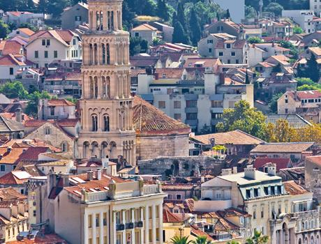 Private Tour: Split - The City That Never Sleeps from Dubrovnik