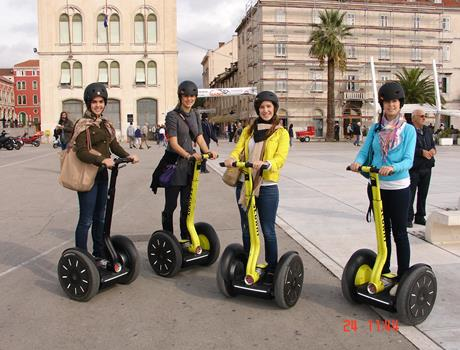 Split Grande Tour by Segway