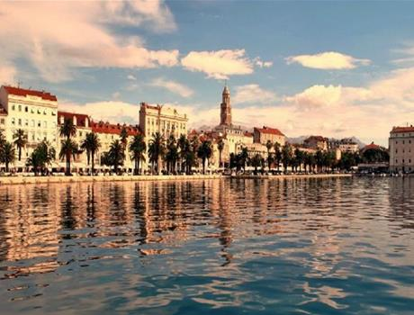 Split Walking Tour in Diocletian`s Palace
