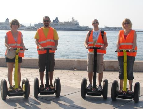 Split Special Tour by Segway