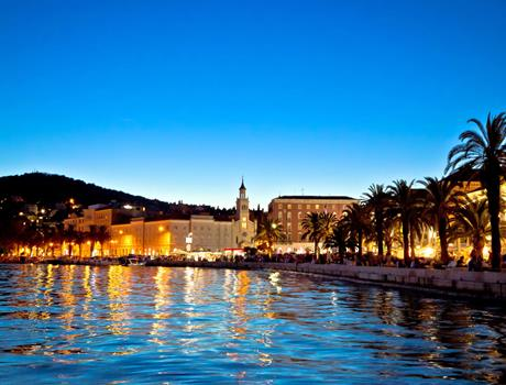 Sunset and Wine tasting in Split