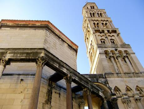 Tour of Split & Trogir from Split and Postrana