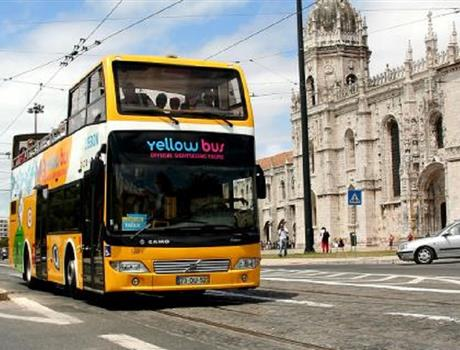 All-In-One Lisbon Hop-On Hop-Off Bus, Tram and Boat tour (72h)