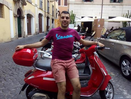 The Best of Rome by Vespa