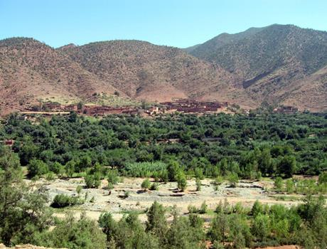 Full Day Tour to Three Valleys from Marrakech
