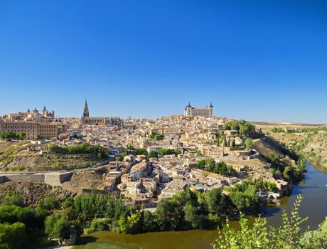Full Day Tour to Toledo From Madrid