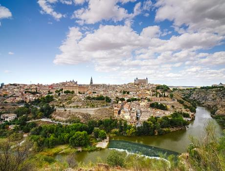 Full Day Toledo Tour from Madrid
