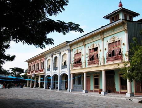 Tour of Historical Park in Guayaquil
