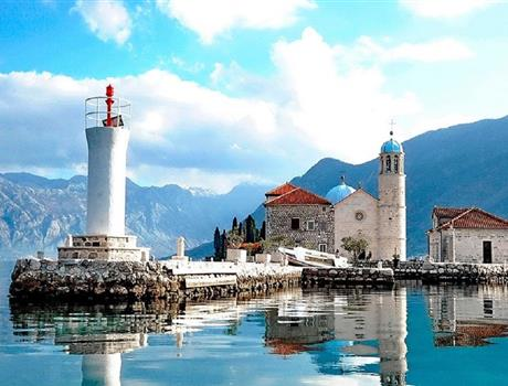 Tour of the Bay of Kotor from Tivat
