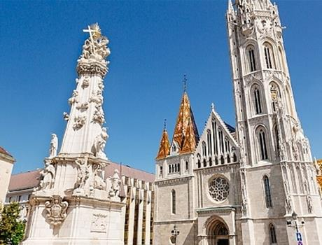 Tour to Budapest from Vienna