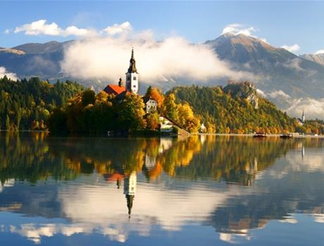 Tour to Lake Bled and Cream Cake Tasting from Ljubljana