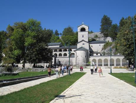 Tour to Monastery Ostrog and Cetinje from Tivat