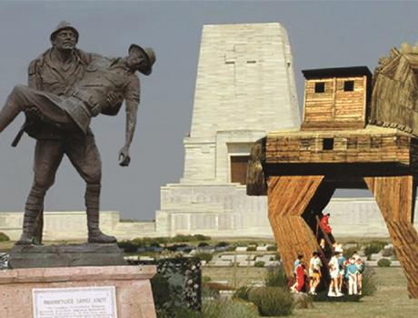 Troy and Gallipoli: Full Day Private Tour from Istanbul