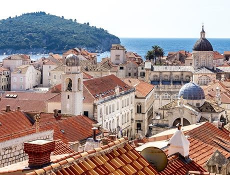 Two Hour Sightseeing Walking Tour Dubrovnik