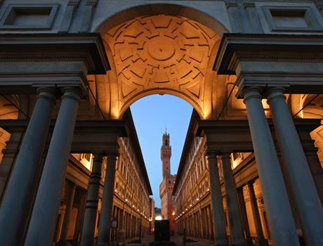 Uffizi Gallery Guided Tour from Florence
