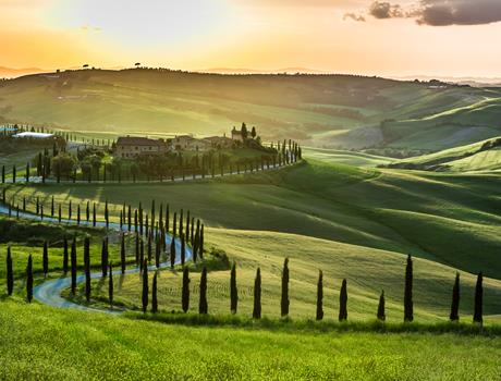 Val D'Orcia Tour from Florence