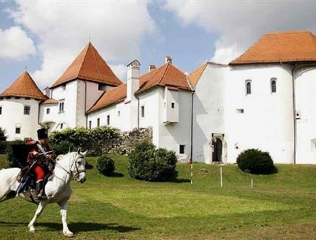 Guided Tour of Varaždin and Trakošćan Castle from Zagreb