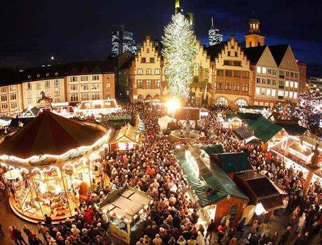 Private 8 Hour Vienna Christmas Market Visit from Budapest