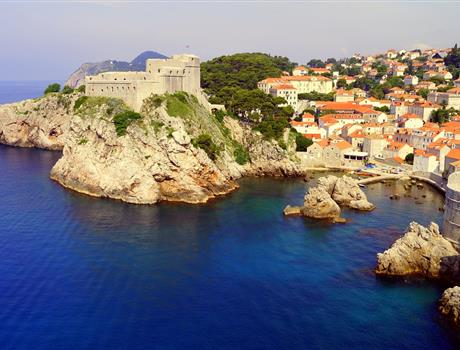 Visit breathtaking Dubrovnik from Split and Trogir