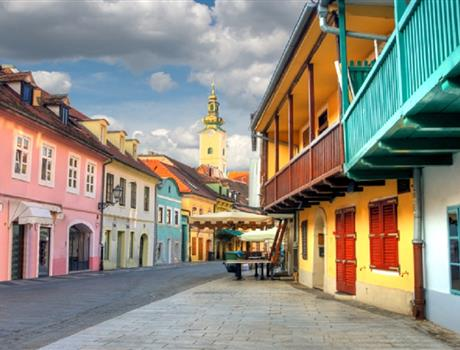 Walk and Wine Tour from Zagreb