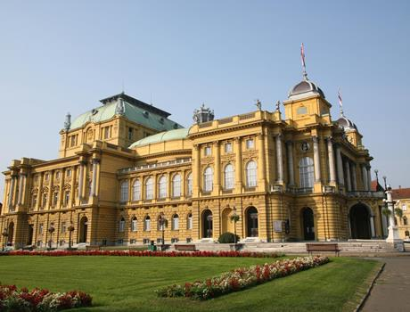 Guided Walking Tour of Zagreb