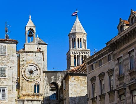 When in Split Do as Romans Do: Funny Tour Back in Time from Split