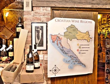 Wine Tasting Tour of Croatia