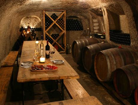 Wine Tasting in Eger Region from Budapest