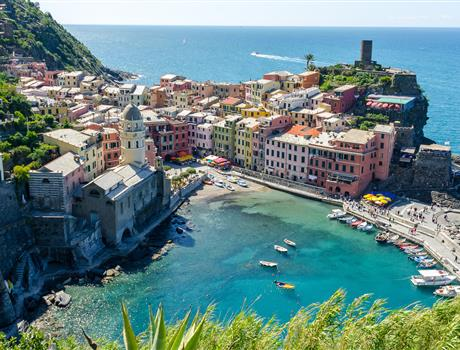 Cinque Terre - Guided Tour from Florence